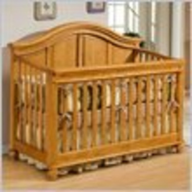 Westwood Design Cypress Point 4-in-1 Convertible Wood Crib