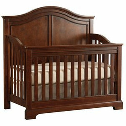 Young America by Stanley genAmerica Mix Match Convertible Wood Crib in Merlot