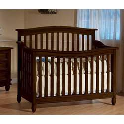 Pali Wendy Forever Crib -Color Chocolate