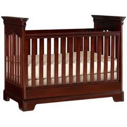Young America by Stanley genAmerica Mix Match Convertible Wood Crib in Classic Cherry