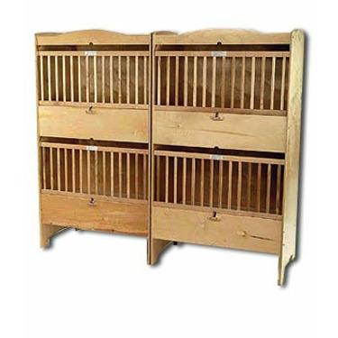 Whitney Bros WB4940 Double Double Decker Crib