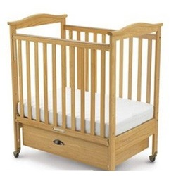 Foundations 35-CC-W0 Biltmore Full -Size All-in-One Functionality Crib - White