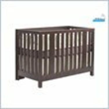 Aldi Juvenile Loft Convertible Crib in Moka