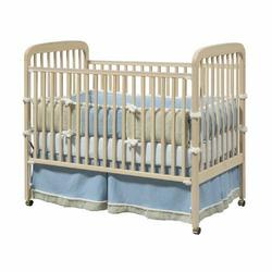 Alpha 3-in-1 Convertible Crib - Natural