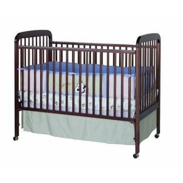 DaVinci Alpha Stationary Convertible Crib - Cherry