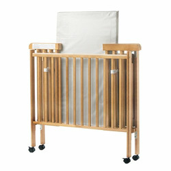 Little Dreamer Folding Compact Crib