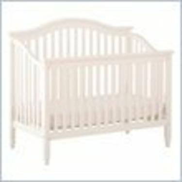 Status Furniture Montrose Stages Convertible Wood Baby Crib