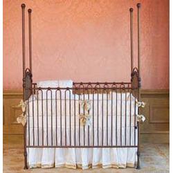 Venetian 3 in 1 Crib in Antique White