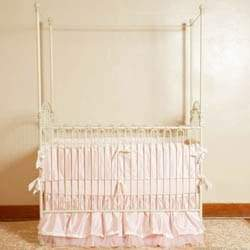 Venetian 3 in 1 Crib in Antique White
