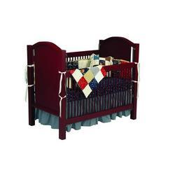 Hampton Beadboard Crib
