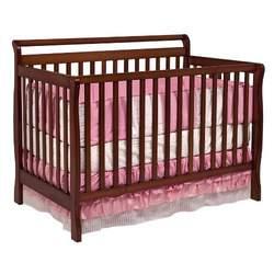 Charleston 4-in-1 Convertible Crib - DaVinci Furniture - M2601