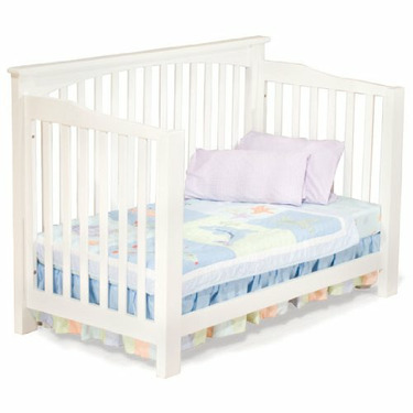 Columbia Convertible Crib by Atlantic Furniture