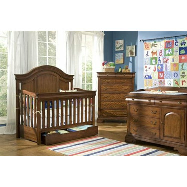 493 Cambridge Court Convertible Crib by Legacy Classic Kids