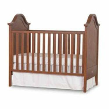 Park Avenue Crib in Sable