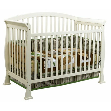 Thompson 4-in-1 Convertible Crib - DaVinci Furniture - M3201