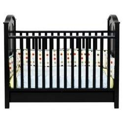 Roxanne 3-in-1 Convertible Crib in Ebony