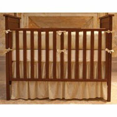 Soho Crib in White