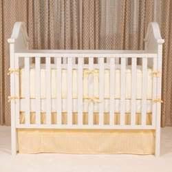 Park Avenue Crib in White