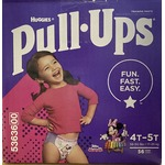 Huggies Pull-Ups Training Pants with Learning Designs, Girls, 2T-3T
