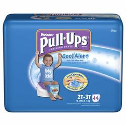 Huggies Pull-Ups Boys' Training Pants 2T-3T (44 Count)