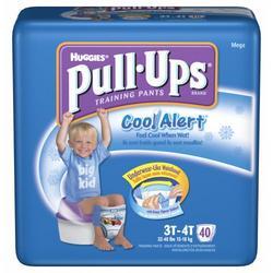 Boys' Pull-Ups Cool Alert Training Pants 40-pk. - 3T/4T