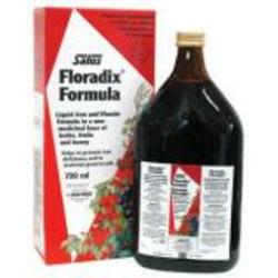 Salus Floradix Formula (liquid Iron)