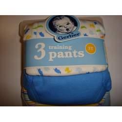 Gerber Boys 3T Training Pants
