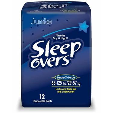 First Quality FQPSLP05302 SLEEP OVERS YTH PANTS LG-XL-SP