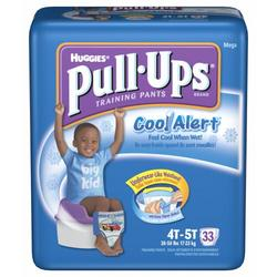 Boys' Pull-Ups Cool Alert Training Pants 33-pk. - 4T/5T
