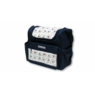 Luvable Friends Diaper Bag - Navy