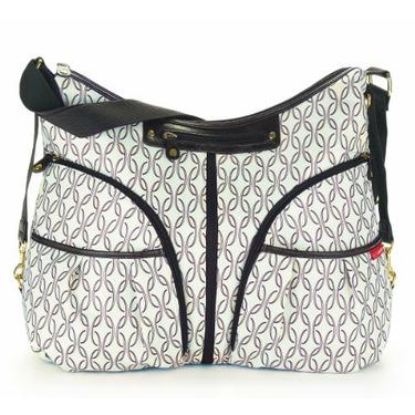 Skip Hop Versa Diaper Bag, Cream Links