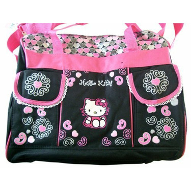 Sanrio Hello Kitty Diaper Bag -Kitty Baby Bag.