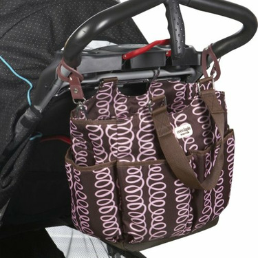 timi & leslie Tag - A - Long Diaper Bag, Felicity
