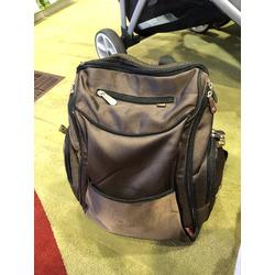 Skip Hop Via Backpack Diaper Bag, Black