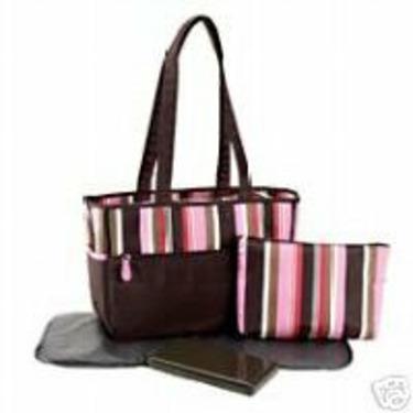Nicolas Diaper Tote Bag