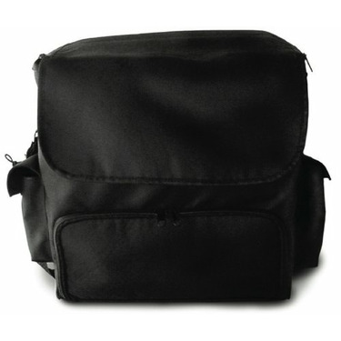 WhodaThought Mrs. Smith's Diaper Bag, Basic Black