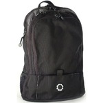 Dad Gear Black Backpack Diaper Bag