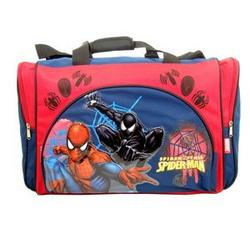 Spiderman Duffle Bag Spiderman vs Evil