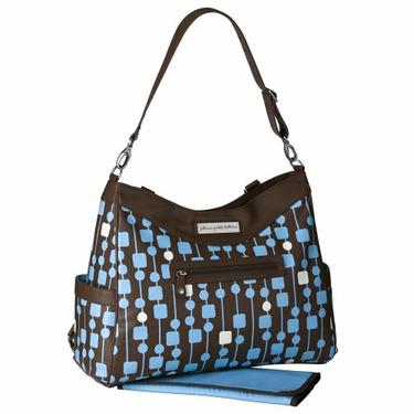 Petunia Picklebottom Clever Carryall Diaper Bag ModDot
