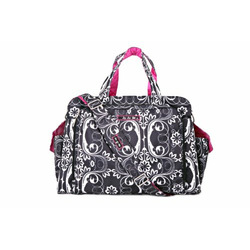 Ju Ju Be Be Prepared Diaper Bag, Shadow Waltz
