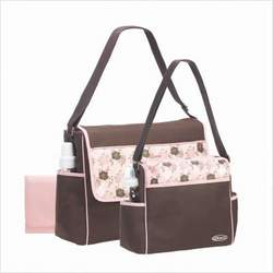 Graco Betsey 2 Pc Diaper Bag Set