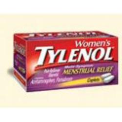 Tylenol Menstrual Caplets/pills