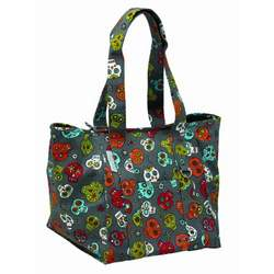 Sugarbooger Day Tripper Tote Bag, Dia De Los Muertos