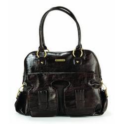 timi & leslie Marilyn II Diaper Bag, Brown