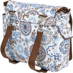Bumble Bags Jessica Eco-Friendly Messenger Bag, Starry Sky