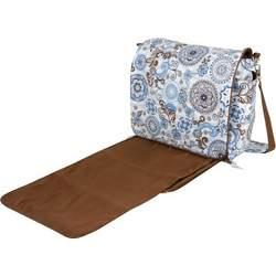 Bumble Bags Jessica Eco-Friendly Messenger Bag, Starry Sky