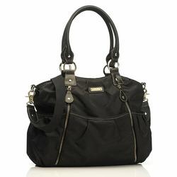 Olivia Diaper Bag Black