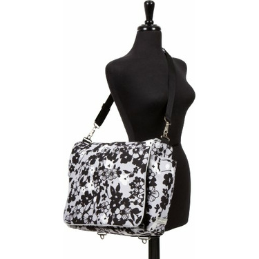 Bumble Bags Jessica Messenger Bag, Evening Bloom