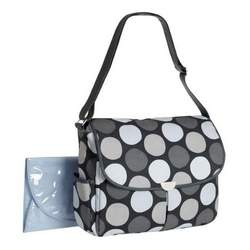 Carter's Canvas Flap Messenger Bag