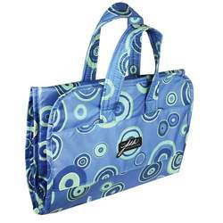 Bumkins Hanging Travel Bag, Blue Fizz